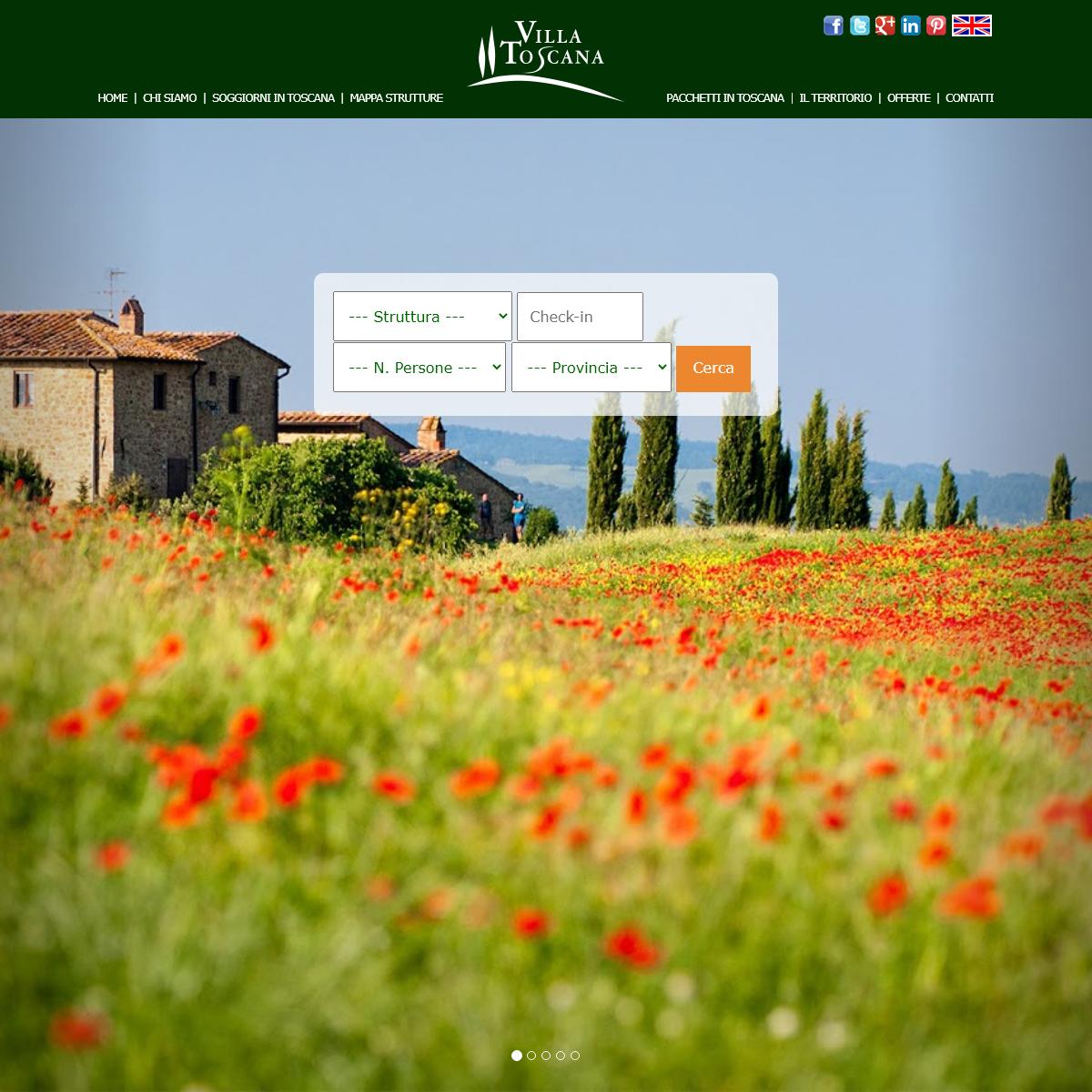 Vacanze in Toscana con Soggiorni Personalizzati