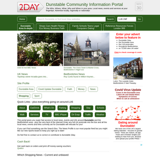 Dunstable - In-depth Local Info & News Around Bedfordshire