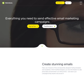 FreshMail- Email Marketing and Newsletter Software