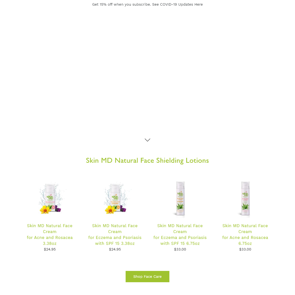 Skin MD Natural Botanical Skincare – SkinMDNatural