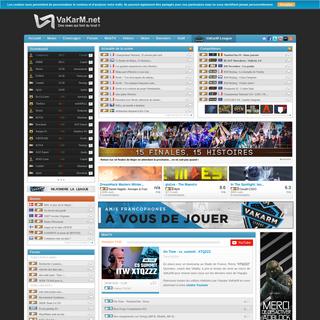 VaKarM - Actualités, sport électronique, communauté, vidéos, tutoriels et forums sur Counter-Strike Global Offensive