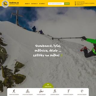 Aktivní dovolená s outdoorovou cestovní kanceláří Kudrna - CK Kudrna