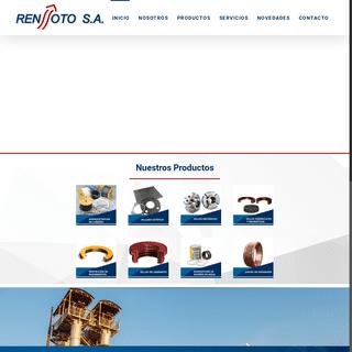 Renssoto S.A. - Distribuidor Oficial Chesterton Cali, Colombia