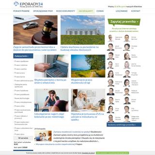 Porady Prawne online, przez internet