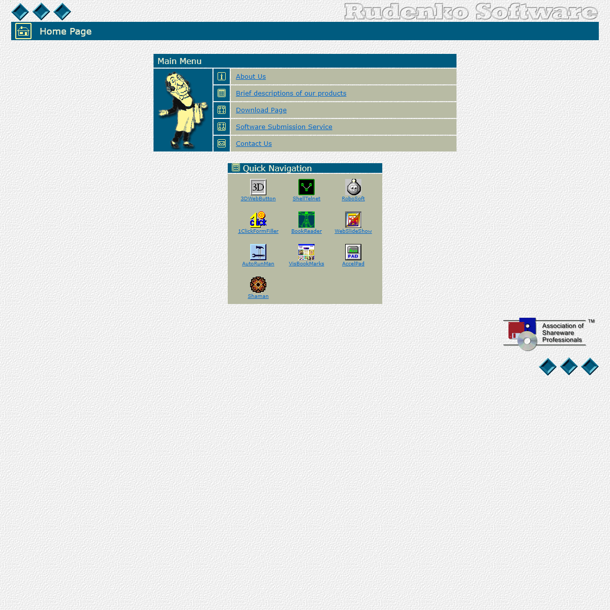 Rudenko Software Home Page