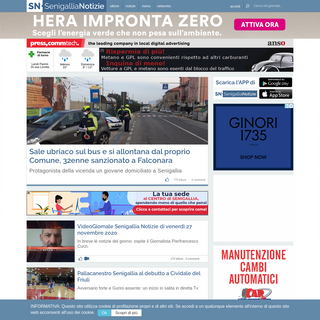 Senigallia Notizie - 28-11-2020 - 60019.it- quotidiano on-line per vivere Senigallia e il territorio