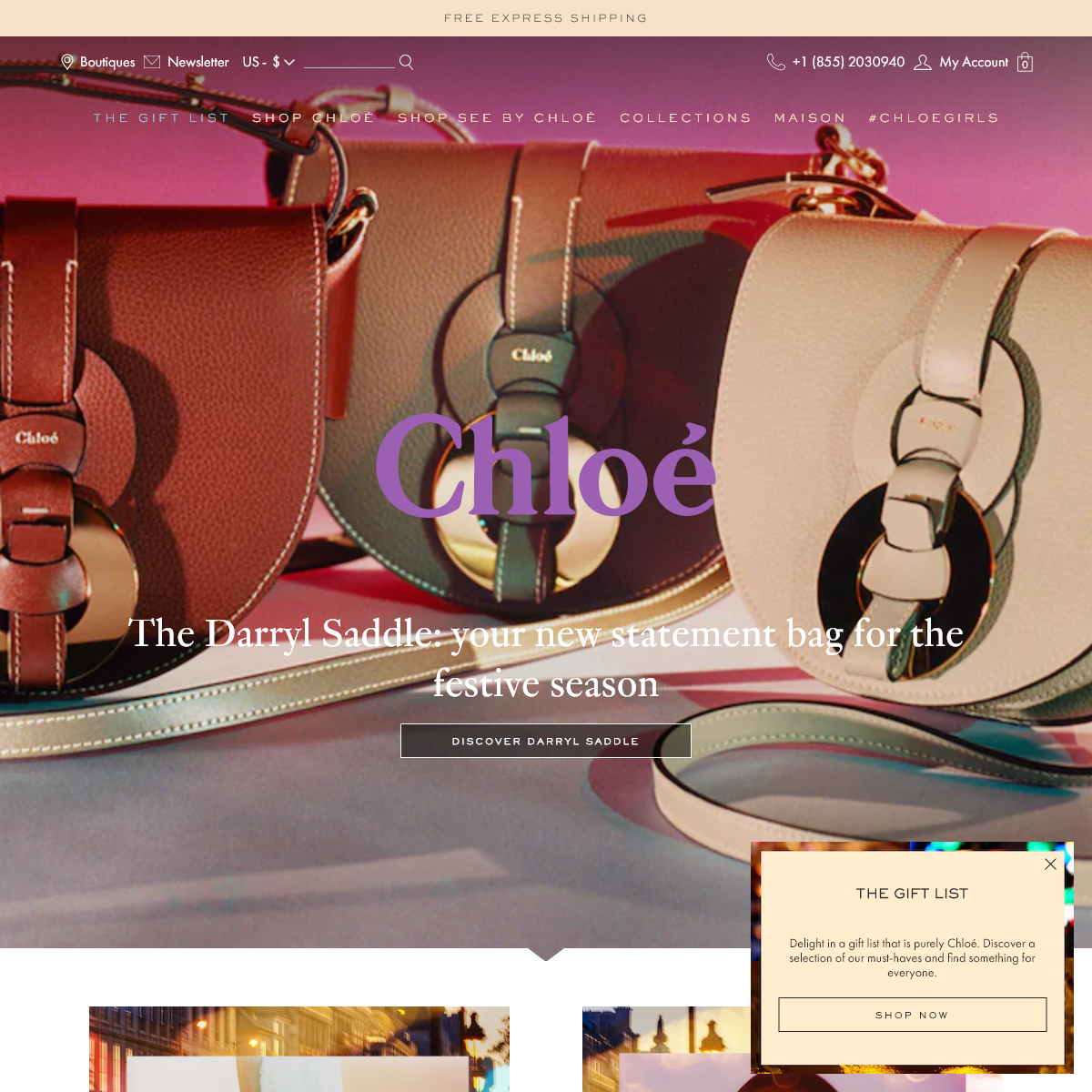 Chloé & See by Chloé Official US site- luxury fashion online store