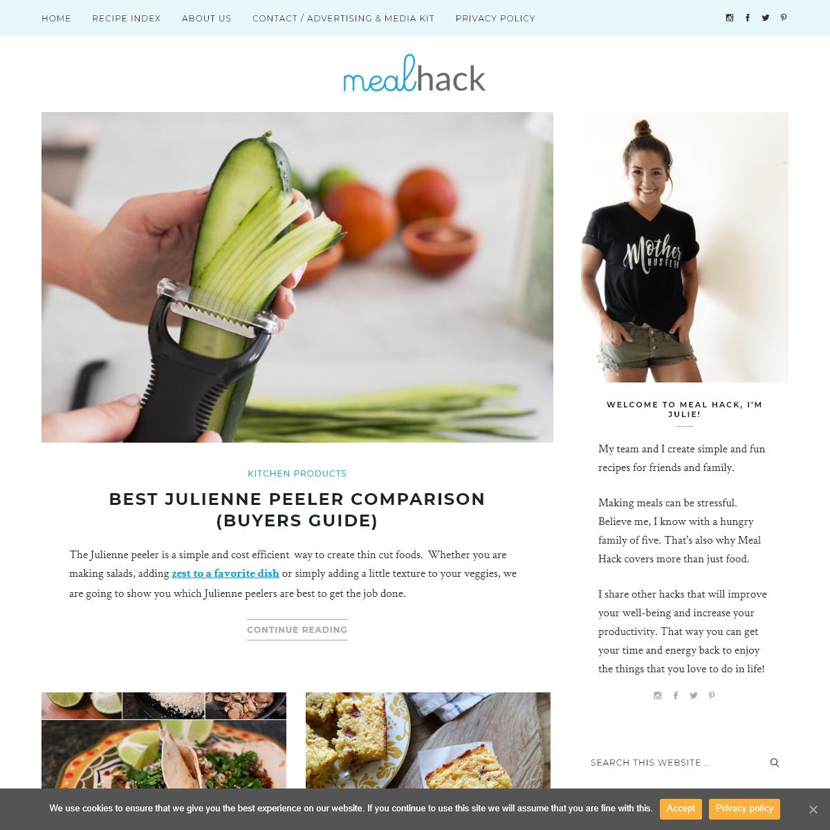 MealHack - Making Food Better