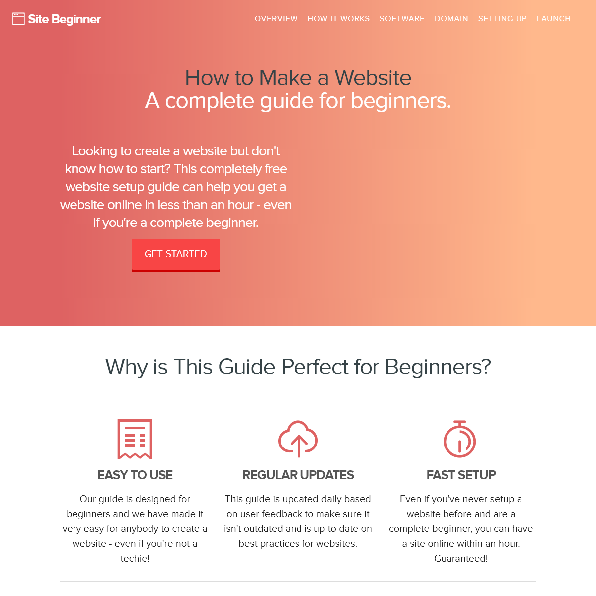 How to Make a Website in 2020 ~ A Complete Guide for Beginners