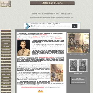 World War II - Prisoners of War - Stalag Luft I