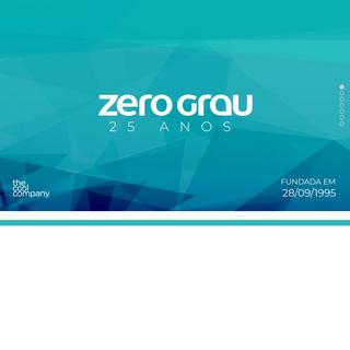 INÍCIO - Zero Grau