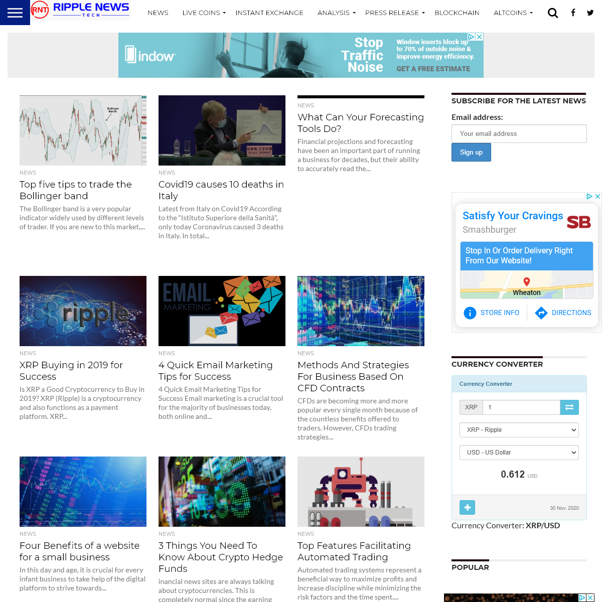 Ripple News Tech - News, Analysis, Informations and Updates About Ripple