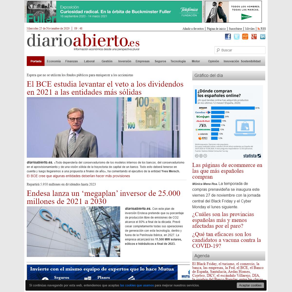 DiarioAbierto - Información Económica desde una perspectiva pluralDiarioAbierto - Información Económica desde una perspectiv