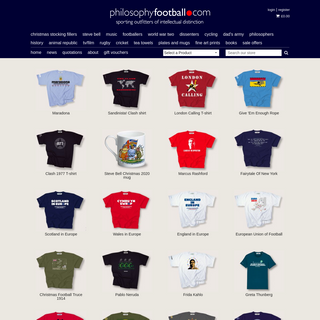 Philosophy Football - T-Shirts - Philosophy Football