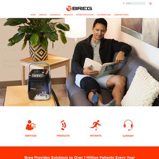 Breg, Inc. – Remarkably Easy
