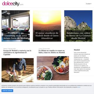 Dolcecity - Lo mejor de cada ciudad