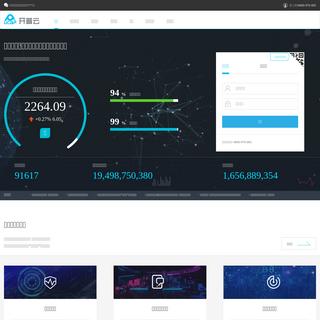 开普云-互联网内容服务平台和大数据服务提供商