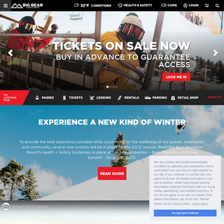 Big Bear Mountain Resort is SoCal`s Best Skiing & Snowboarding