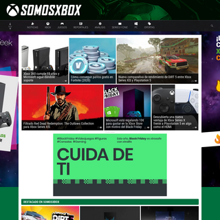 SomosXbox - Noticias de Xbox
