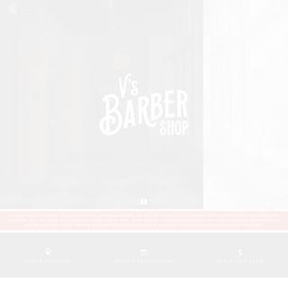V`s Barbershop - Old-Fashioned Barbershop