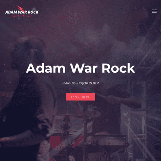 Adam WarRock Music