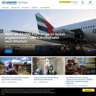 UNHCR Schweiz und Liechtenstein