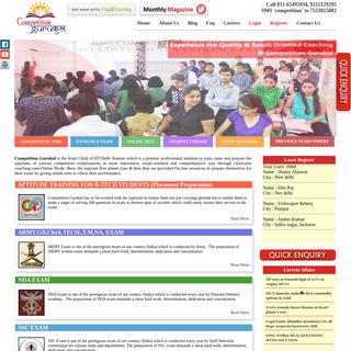 Coaching Institute for SSC, Banking, Govt & Entrance Exams Preparation in Janakpuri, Uttam Nagar, Delhi