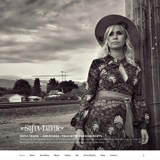 Sofia Talvik - Americana - Folk with Swedish Roots - A North Sea Siren