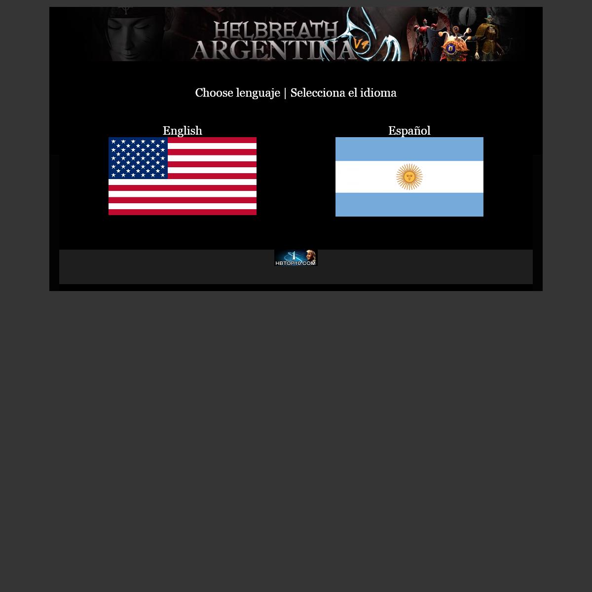 Helbreath Argentina v9