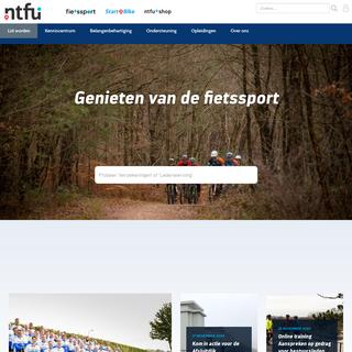 NTFU Wielersportbond -