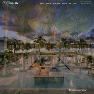 Homepage - R.S. Walsh Landscaping, Inc.