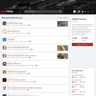 HKPRO Forums