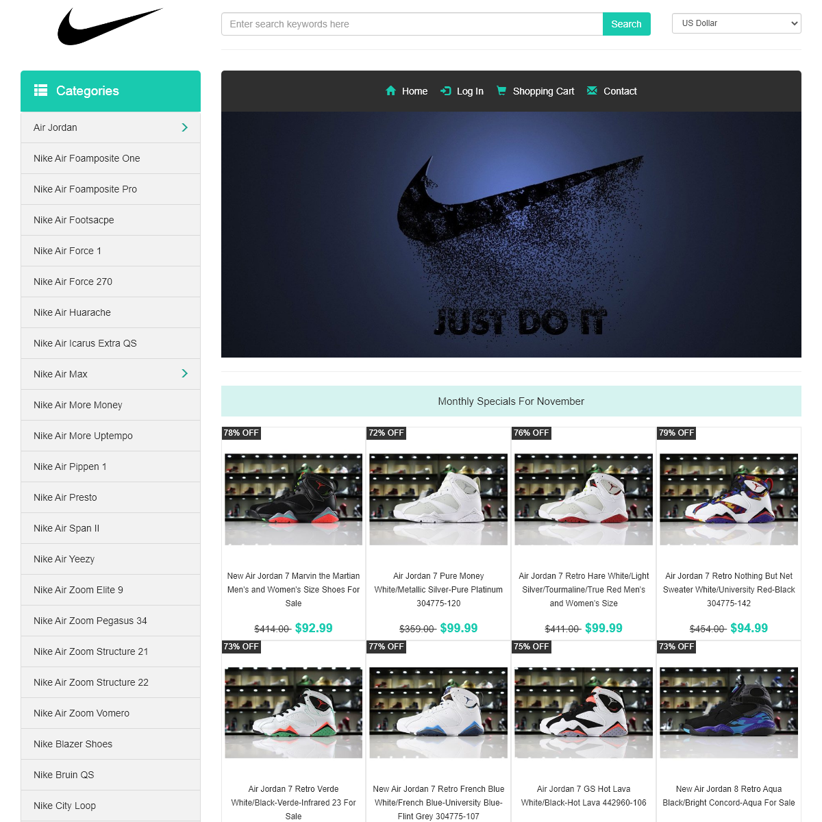 Nike Factory - Nike Factory Outlet Store - Official Site