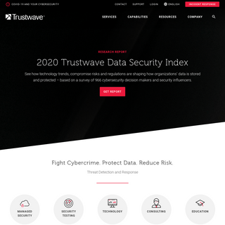 Threat Detection and Response - Trustwave