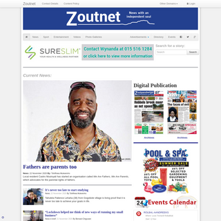 Welcome to Zoutnet