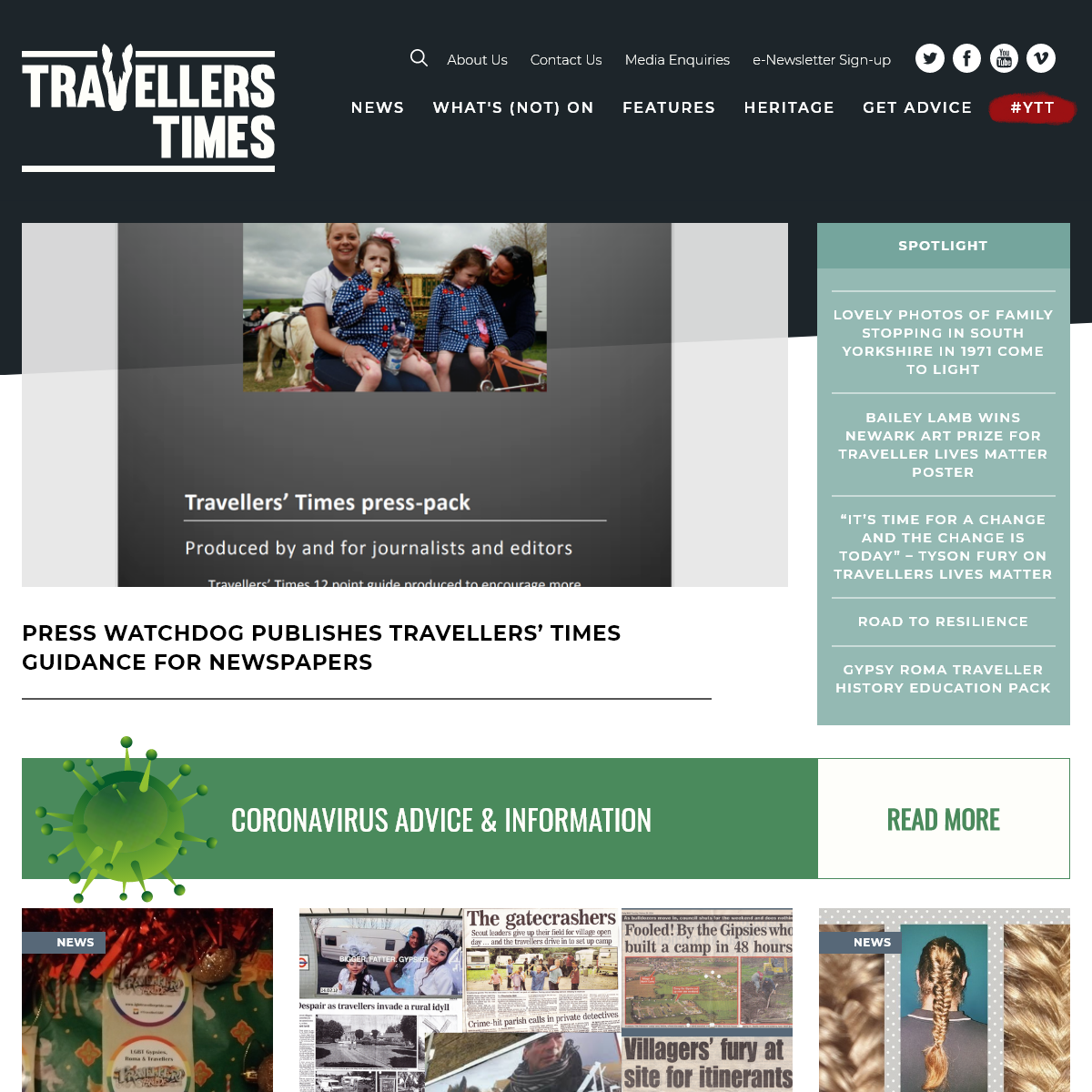 Travellers` Times - Travellers Times