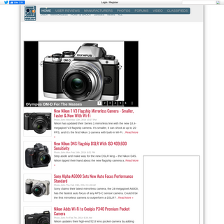 Camera reviews, digital camera reviews & photography , buy and sell used cameras, forums, hot deals and more - photographyreview