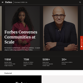 Forbes Connect