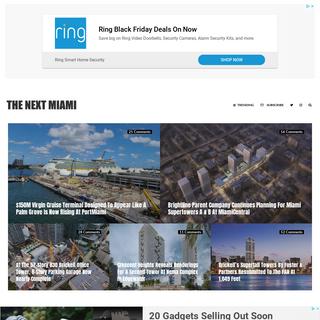 The Next Miami – Miami Real Estate, Construction And Architecture