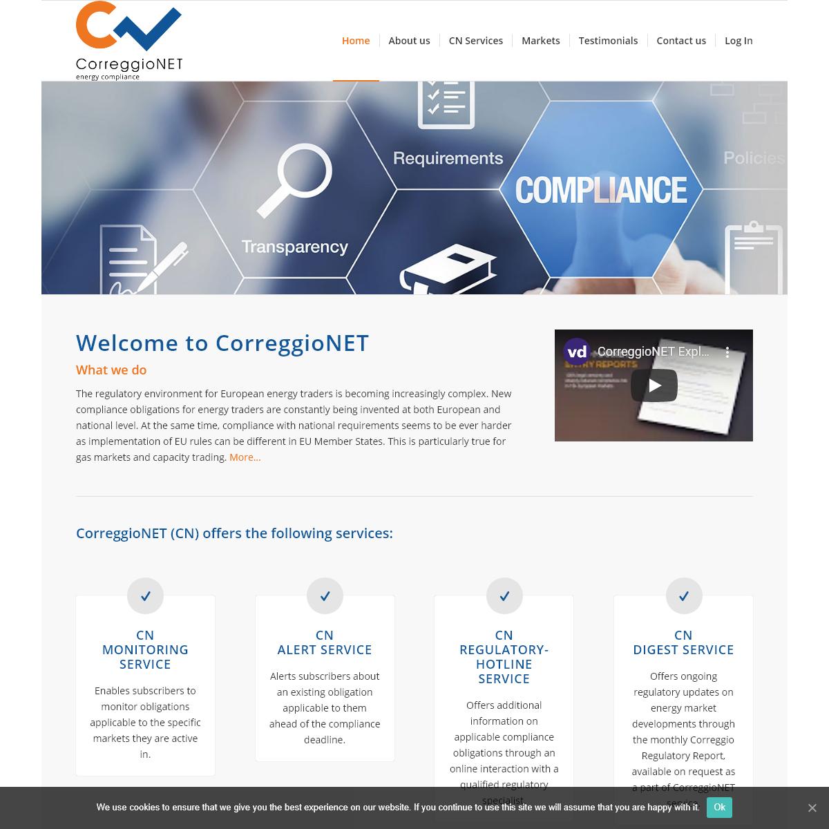 Energy ComplianceNet – Energy ComplianceNet