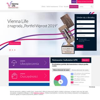 Vienna Life - ubezpieczenia na życie i inwestycje