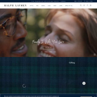 Ralph Lauren® UK Official - Shop Polo & AW20 New Styles
