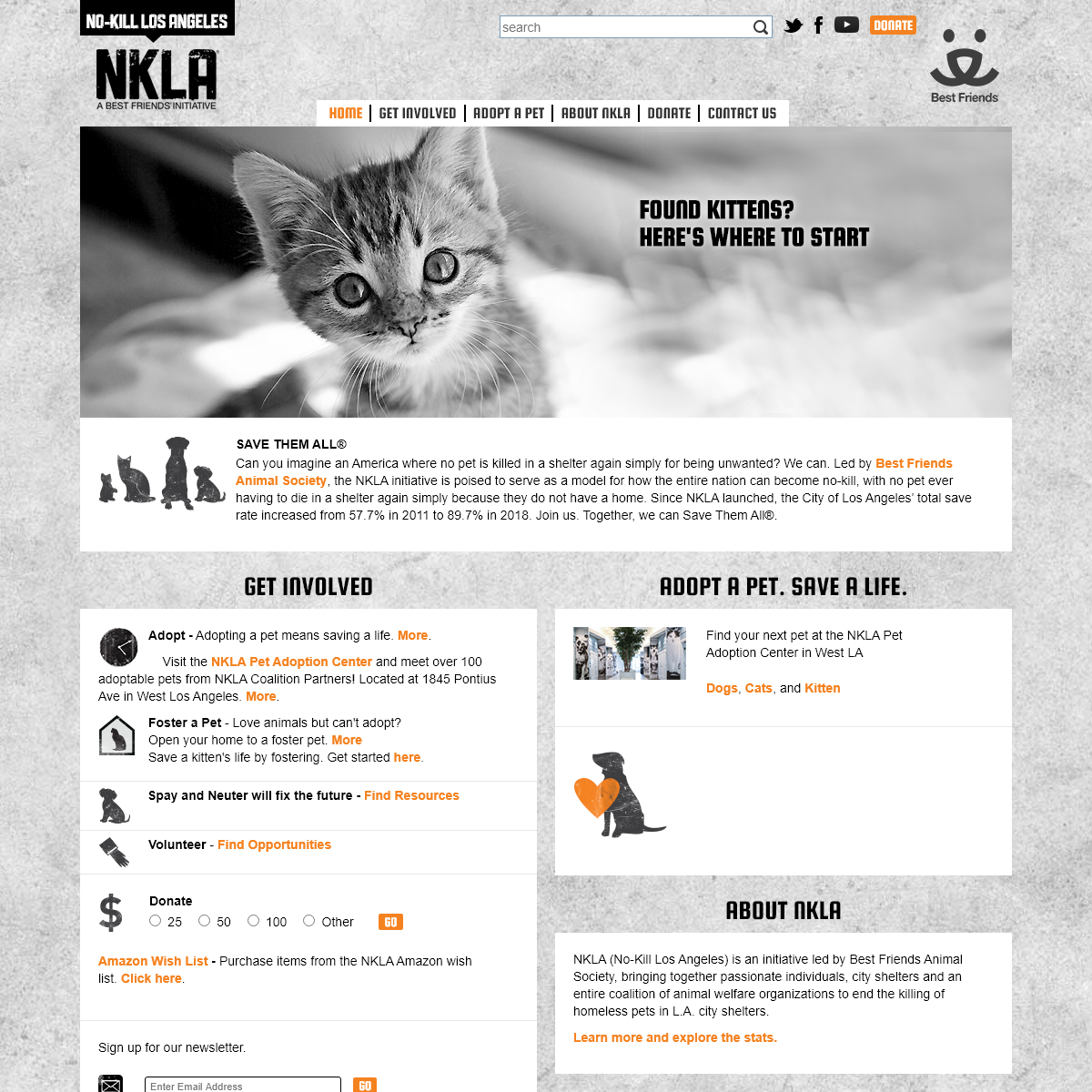 No-Kill Los Angeles - NKLA