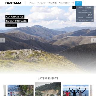 Hotham Alpine Resort - Summer