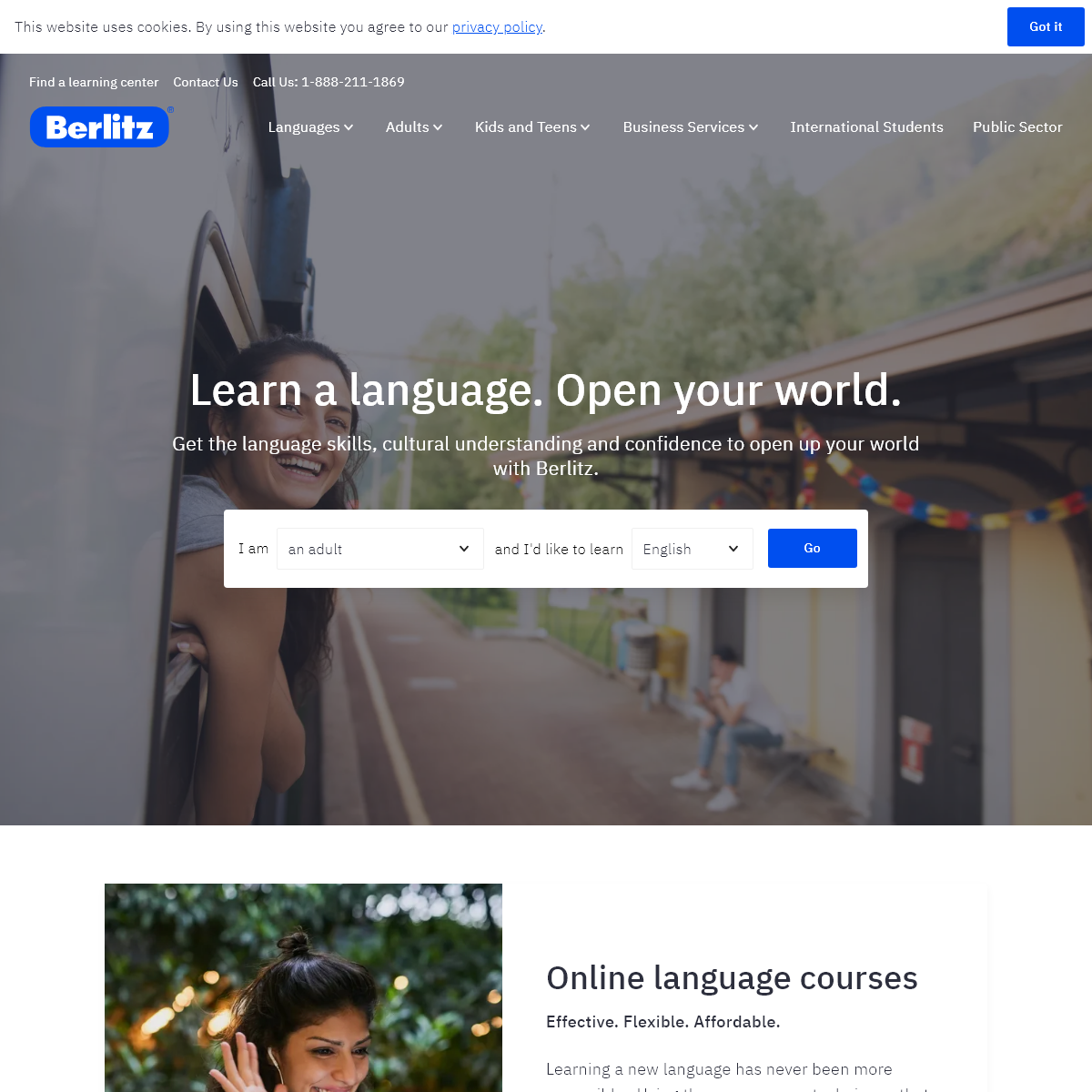 Learn a New Language - Language Classes and Training - Berlitz