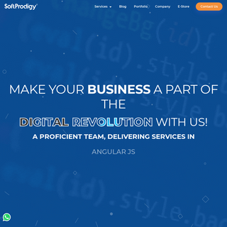 Helping Businesses to Build and Grow Their Business - SoftProdigy