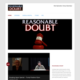 Reasonable Doubt Podcast
