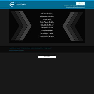 Zissos.com