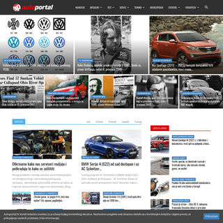 Autoportal.hr - Sve o autima