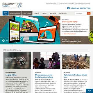 Service für Entwicklungsinitiativen - Engagement Global